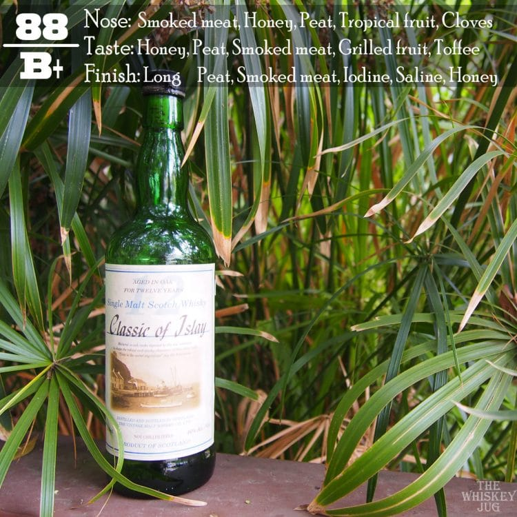 Classic of Islay 12 Years Review