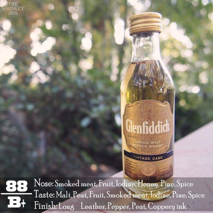 Glenfiddich Vintage Cask Review