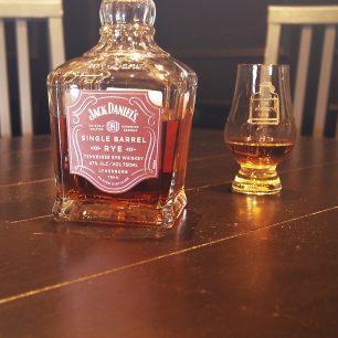 Jack Daniel's Single Barrel Rye Review