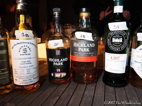 Malt Nuts - Highland Park Tasting - 4