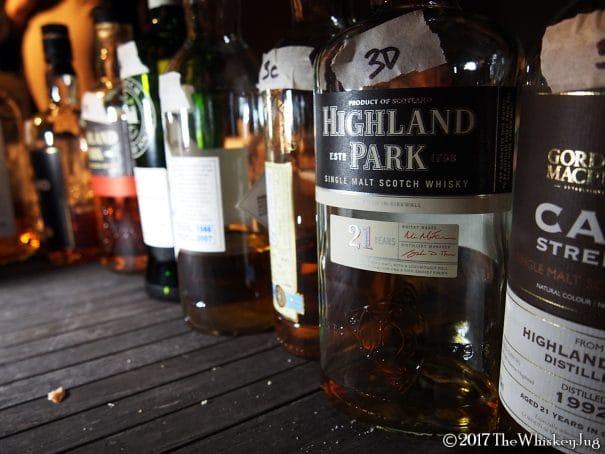 Malt Nuts - Highland Park Tasting - 6