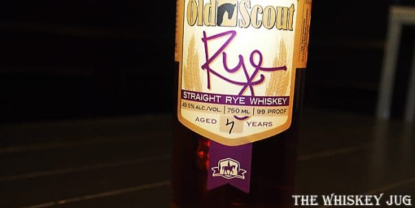 Smooth Ambler Rye Label