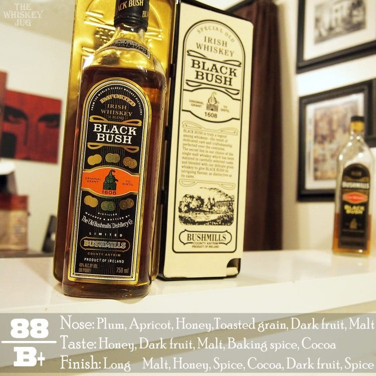 1990s Bushmills Black Bush Review