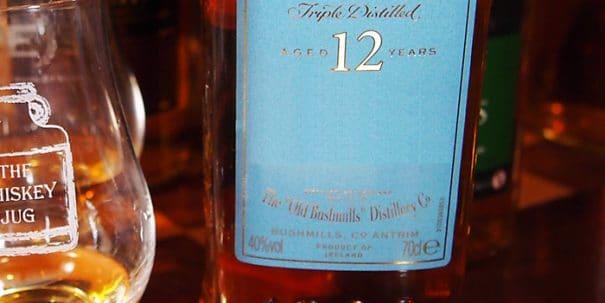 Bushmill's Distillery Reserve Label