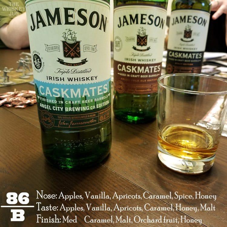 Jameson Caskmates Angel City Review