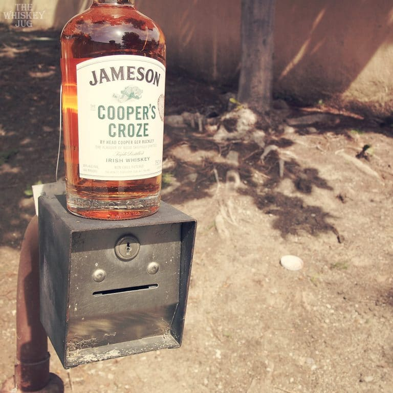 Jameson cooper 39 s croze review the whiskey jug for Coopers craft bourbon review