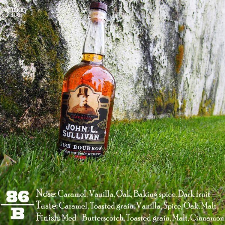 John L Sullivan Irish Bourbon Review