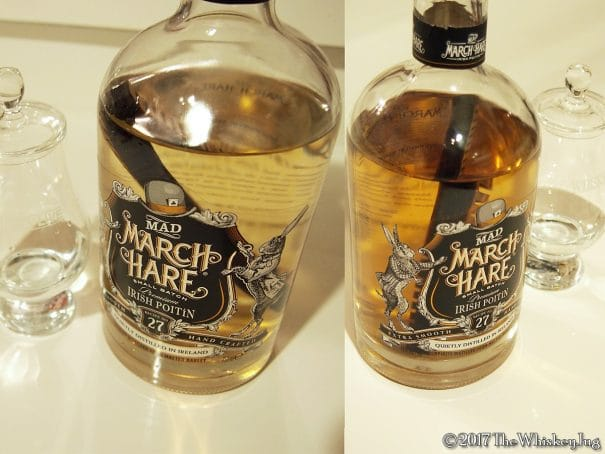 Mad March Hare Poitin Plus Wood