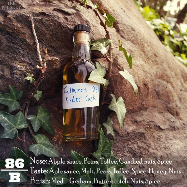 Tullamore DEW Cider Cask Review