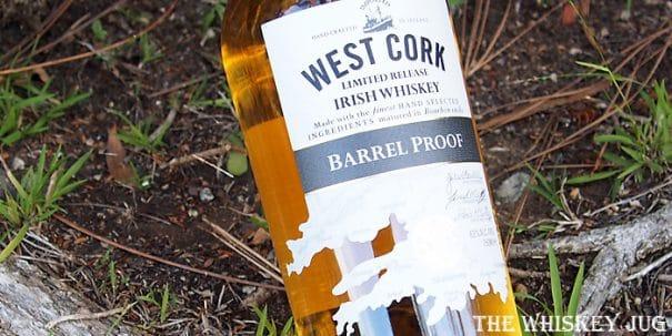 West Cork Barrel Proof Label