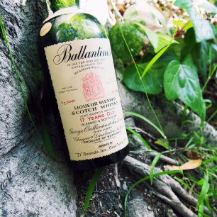 1950s Ballantine's 17 Years Review