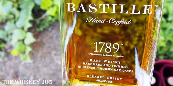 Bastille 1789 Blended Whisky Label