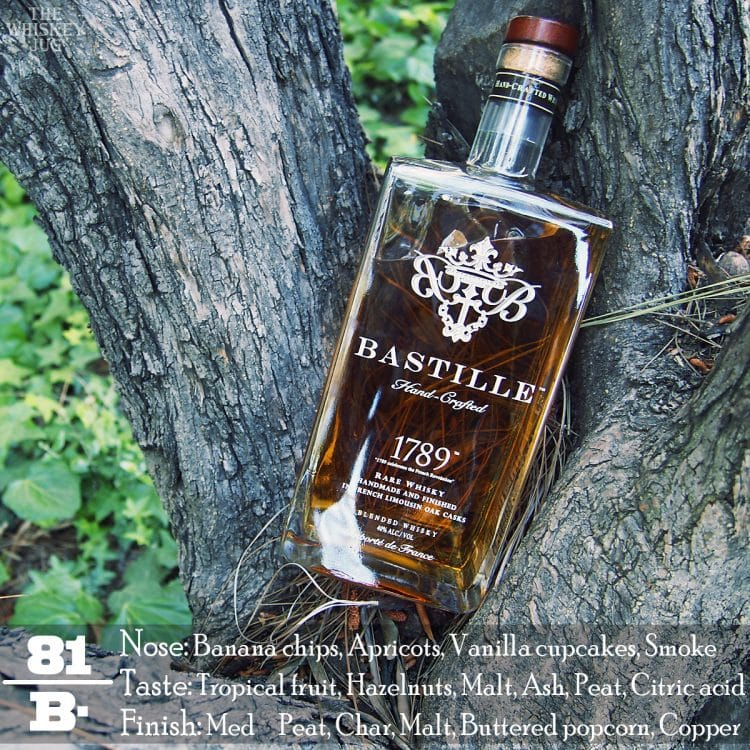 Bastille 1789 Blended Whisky Review