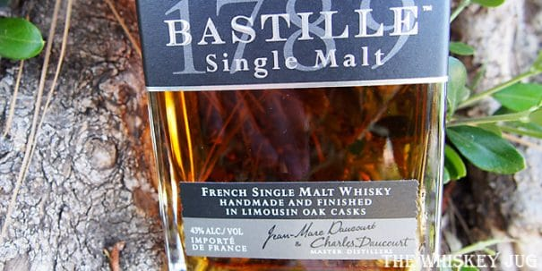Bastille 1789 Single Malt Label