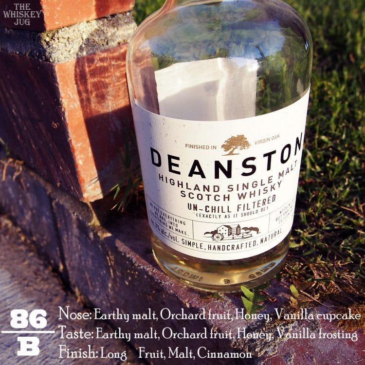 Deanston Virgin Oak Review