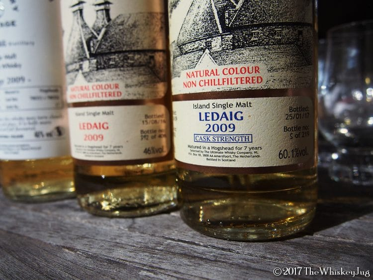 Malt Nuts Ledaig Tasting Part 2 - 1