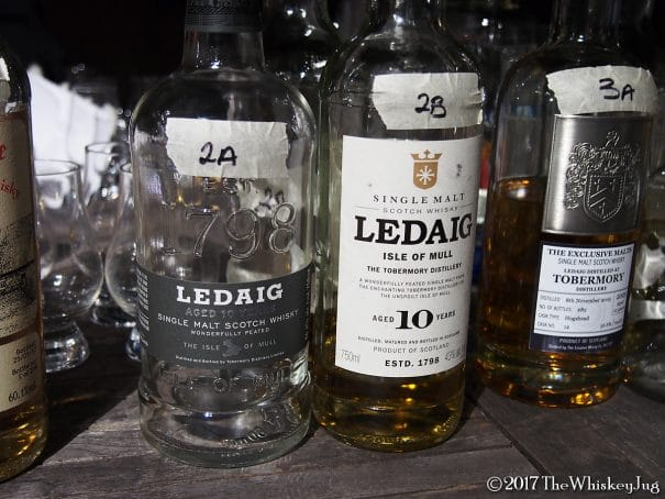 Malt Nuts Ledaig Tasting Part 2 - 4