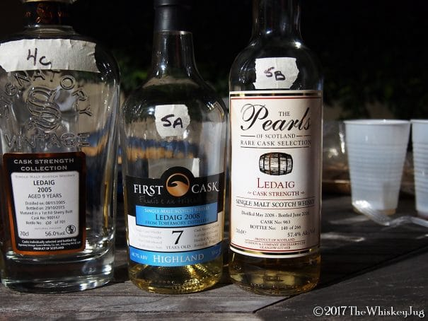 Malt Nuts Ledaig Tasting Part 2 - 7
