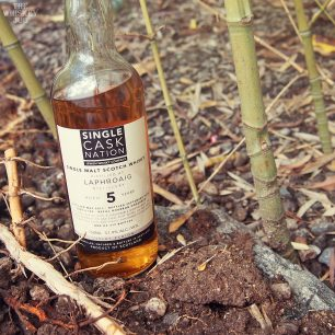 Single Cask Nation Laphroaig 5 Years Review