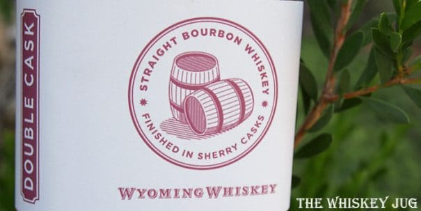 Wyoming Whiskey Double Cask Label
