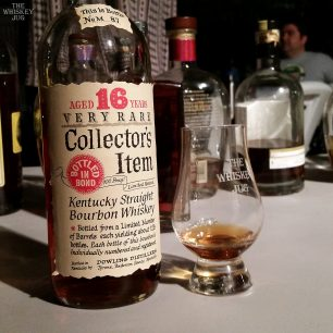 16 Year Old Collector's Item Bourbon Review
