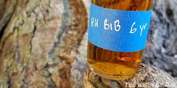 Heaven Hill Bottled In Bond Label