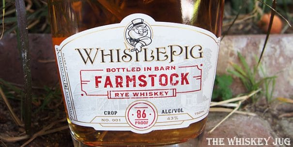 Whistlepig Farmstock Label