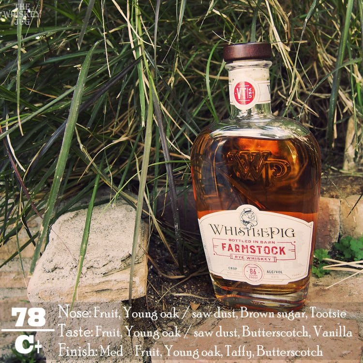Whistlepig Farmstock Review