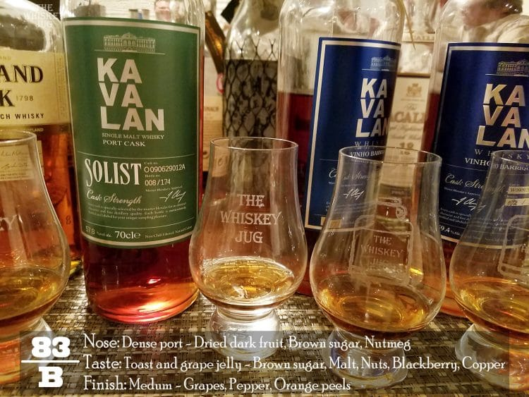 Kavalan Port Cask Review