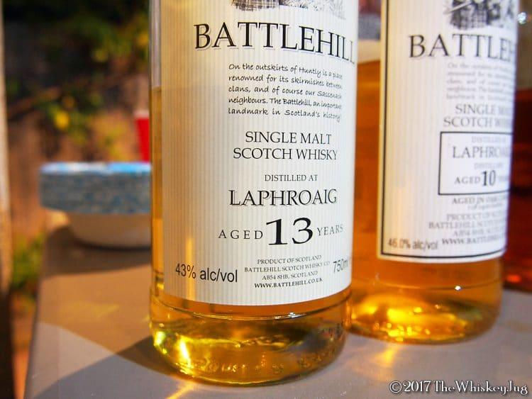 Malt Nuts Laphroaig Tasting 9