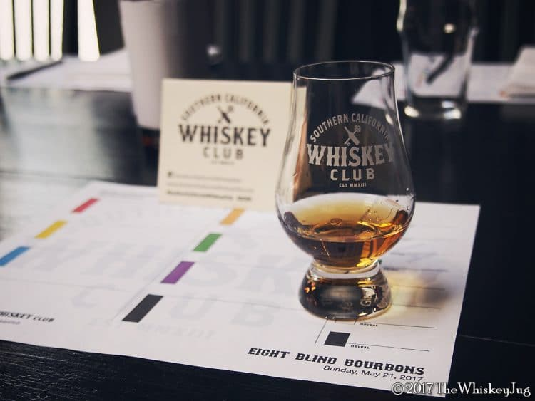 SCWC 8 Blind Bourbons - 1