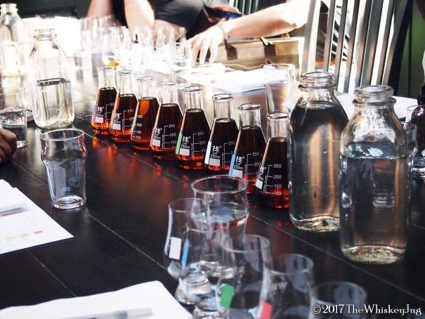 SCWC 8 Blind Bourbons - 3