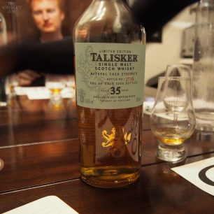 Talisker 35 Years Review