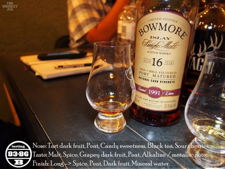 Bowmore 16 Years Port Matured Review