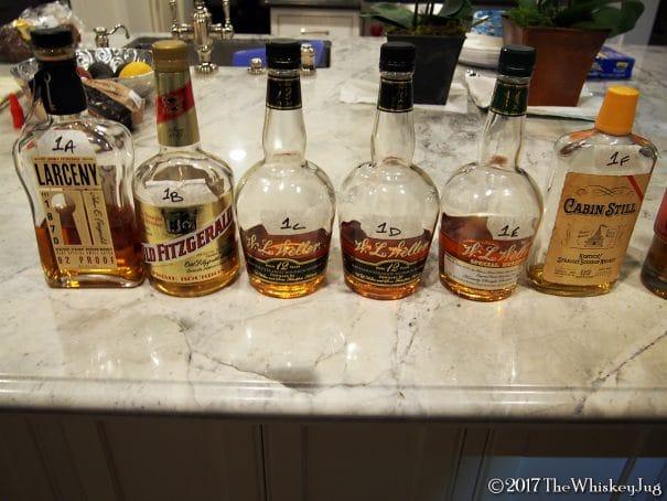 Corn Nuts Wheated Bourbon Tasting - 3