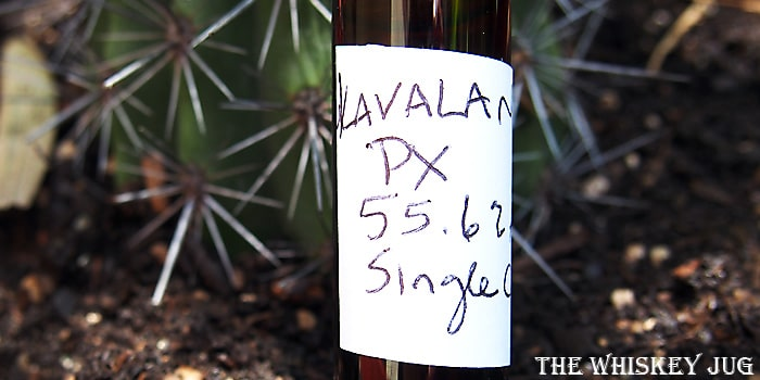 Kavalan Solist PX Sherry Label