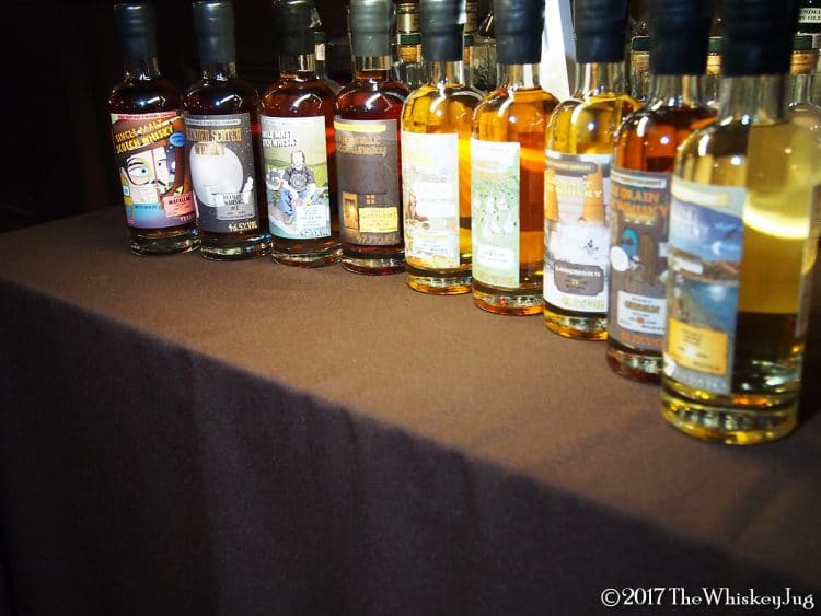 LAWS Boutique-y Whisky Tasting - 1