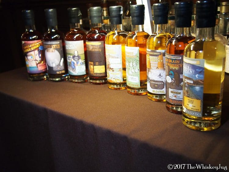 LAWS Boutique-y Whisky Tasting - 2