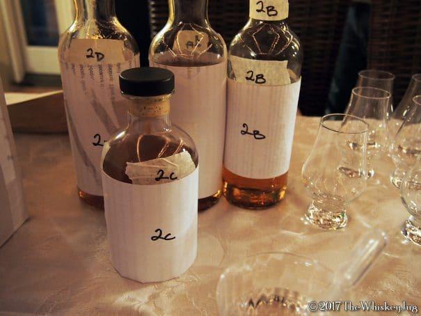 Malt Nuts Port Ellen vs old Caol Ila Tasting (1)