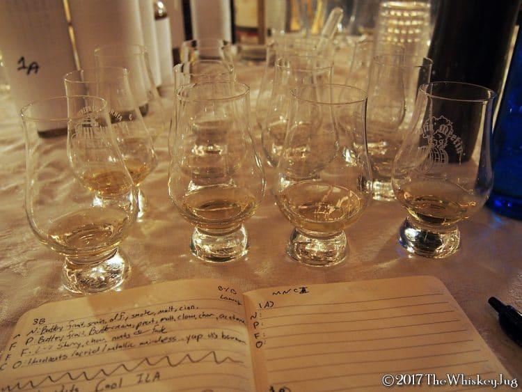 Malt Nuts Port Ellen vs old Caol Ila Tasting (3)