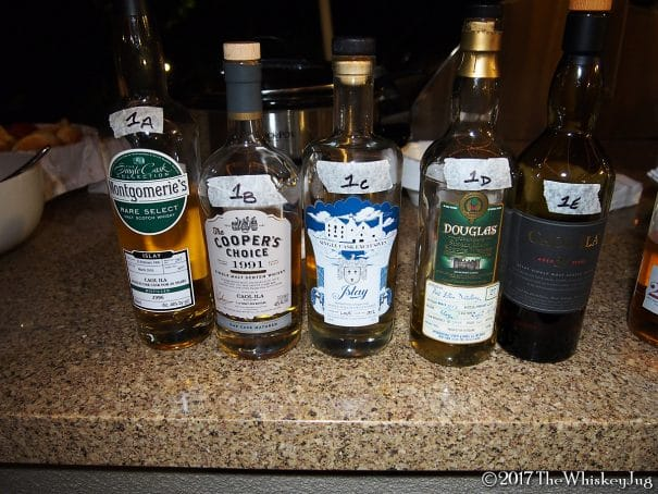 Malt Nuts Port Ellen vs old Caol Ila Tasting (4)