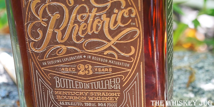 Orphan Barrel Rhetoric 23 Label