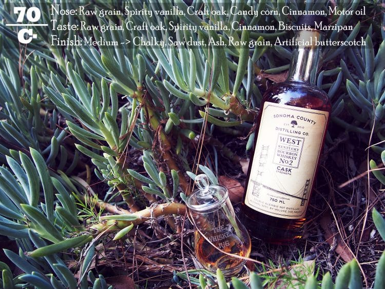 Sonoma West of Kentucky Bourbon 2 Review