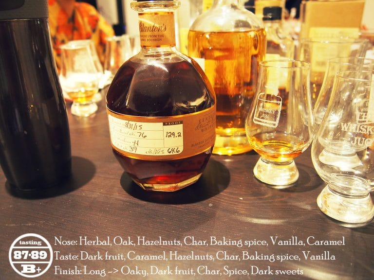 9b000040bfe Woodford Reserve Double Oaked Review · Blanton s Straight From The Barrel  Review