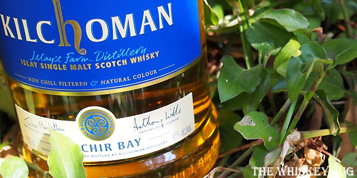 Kilchoman Machir Bay 2016 Label