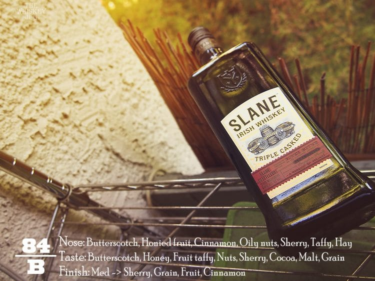 Slane Irish Whiskey Review