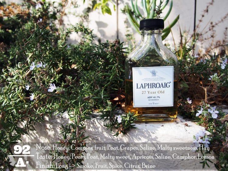 Laphroaig 27 Review