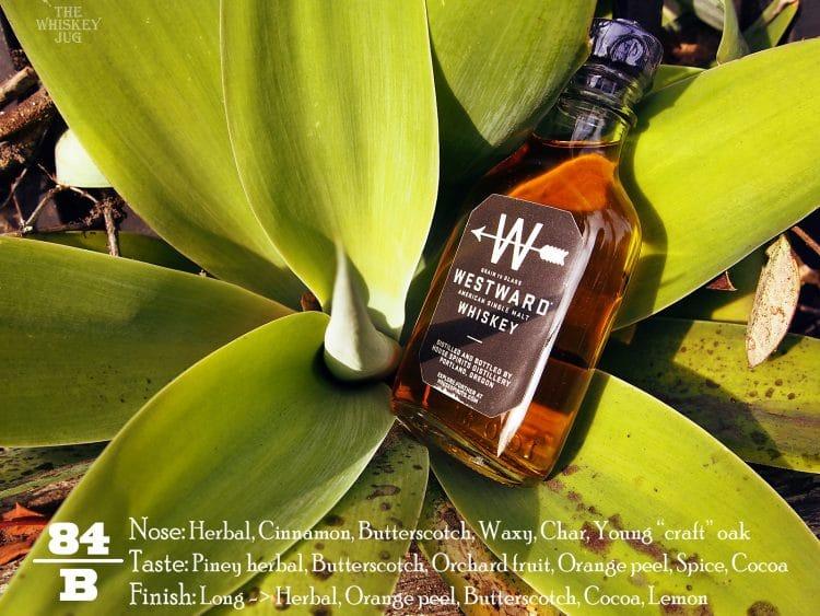 Westward American Single Malt Whiskey Review
