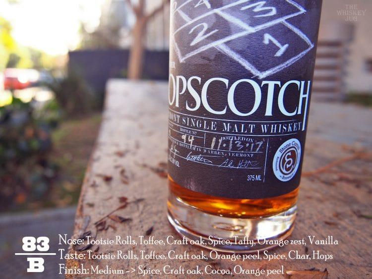 Hopscotch Vermont Single Malt Review