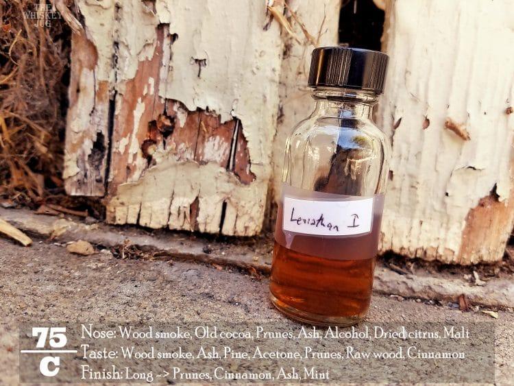 Leviathan 1 Single Malt Whiskey Review